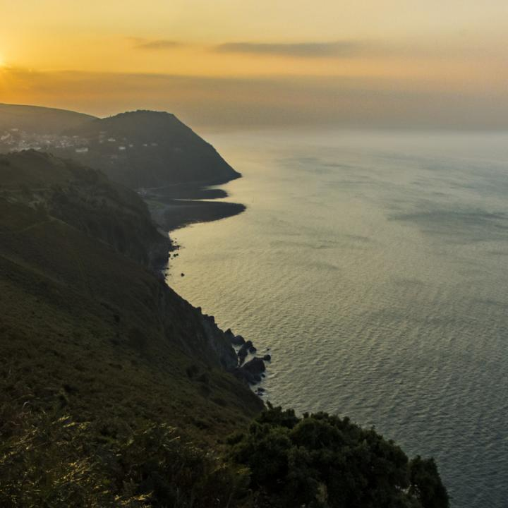 Exmoor Coast Devon Self Catering breaks