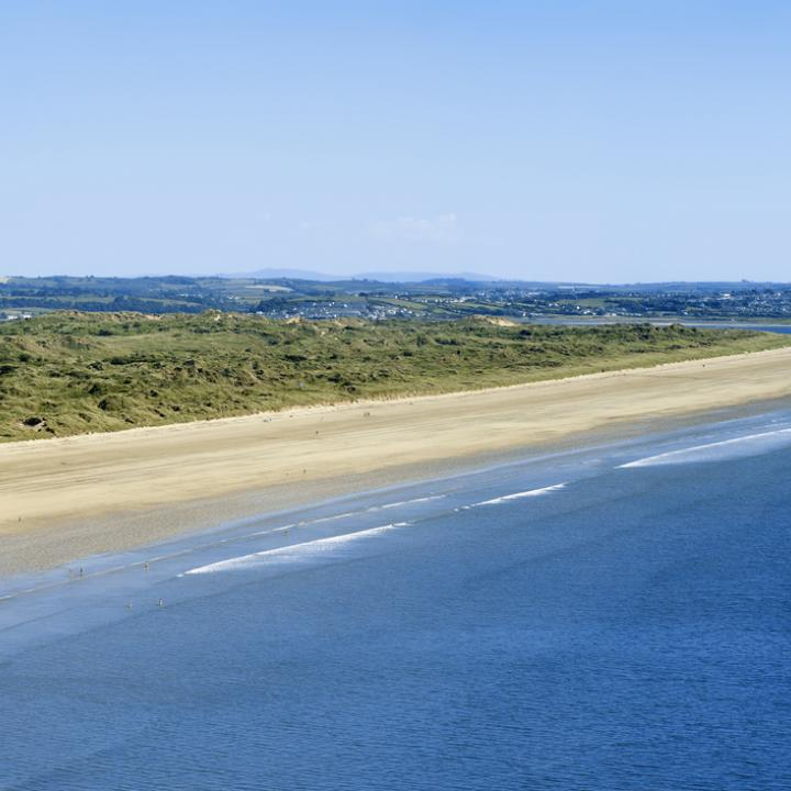 Self catering holidays near Saunton Sands Devon