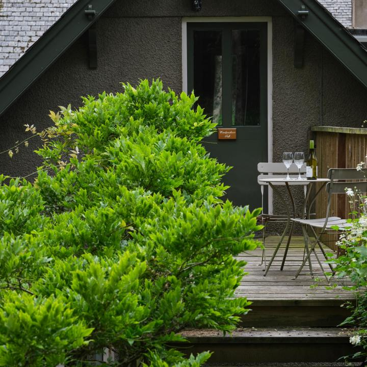 Knapp House Self Catering Lodges in Devon